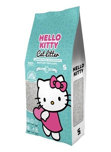 Hello Kitty HELLO KITTY 5L MARSILYA SABUNU KOKULU BENTONİT KEDİ KUMU Renkli